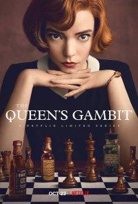 Poster da série Gambito de Dama / The Queen's Gambit (2020)