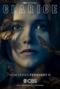 Poster da série Clarice (2021)