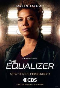 Poster da série The Equalizer (2021)