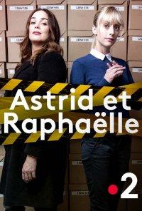 Poster da série Astrid e Raphaëlle / Astrid et Raphaëlle (2019)