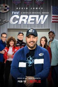 Poster da série The Crew (2021)