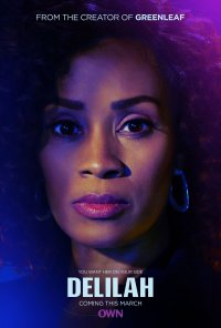 Poster da série Delilah (2021)