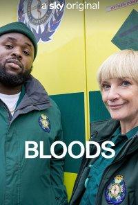 Poster da série Bloods (2021)