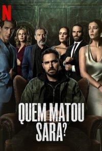 Poster da série Quem Matou Sara? / Quién Mató a Sara? (2021)