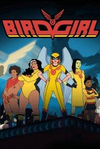 Poster da série Birdgirl (2021)