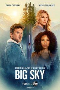 Poster da série Big Sky (2020)