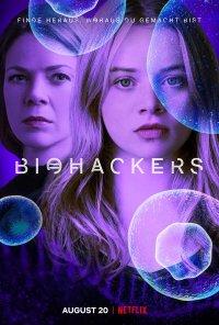 Poster da série Biohackers (2020)