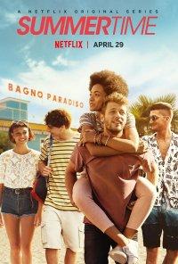 Poster da série Três Metros Acima do Céu / Summertime (2020)
