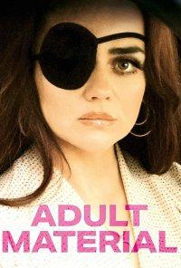 Poster da série Adult Material (2020)