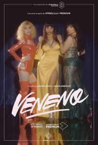 Poster da série Veneno (2020)