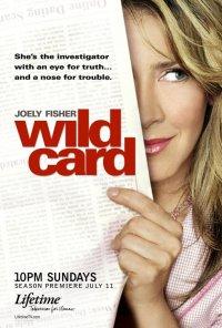 Poster da série Fora do Baralho / Wild Card (2003)