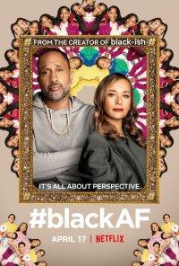 Poster da série #blackAF (2020)
