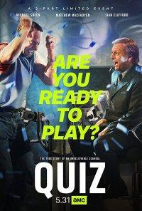 Poster da série Quiz (2020)