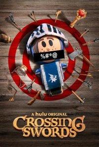 Poster da série Crossing Swords (2020)