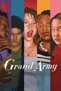 Poster da série Grand Army (2020)