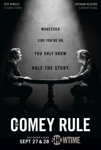 Poster da série The Comey Rule (2020)