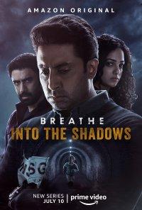 Poster da série Respira na Sombra / Breathe: Into the Shadows (2020)