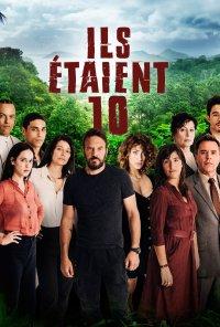 Poster da série No Início, Eram Dez / Ils étaient dix (2020)