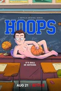 Poster da série Hoops (2020)