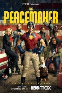 Poster da série Peacemaker (2022)