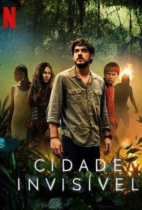 Poster da série Cidade Invisível (2021)