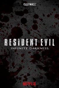 Poster da série Resident Evil: Infinite Darkness (2021)