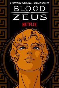 Poster da série Blood of Zeus (2020)