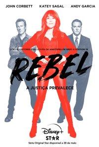 Poster da série Rebel (2021)