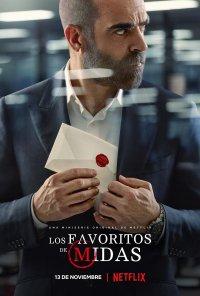 Poster da série A Mão de Midas / Los favoritos de Midas (2020)
