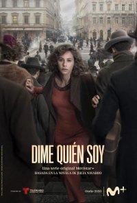 Poster da série Diz-me Quem Sou / Dime quién soy (2020)