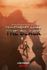 Poster da série Pacific Rim: The Black (2021)