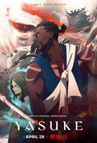Poster da série Yasuke (2021)