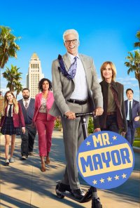 Poster da série Mr. Mayor (2021)