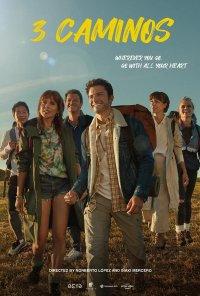 Poster da série 3 Caminos (2021)