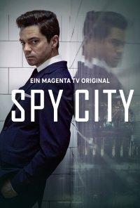 Poster da série Spy City (2020)