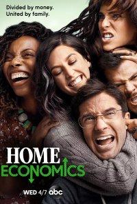 Poster da série Home Economics (2021)