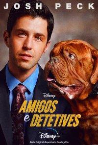 Poster da série Amigos e Detetives / Turner & Hooch (2021)