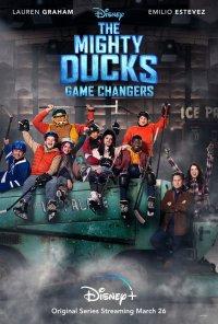 Poster da série A Hora dos Campeões: Nova Era / The Mighty Ducks: Game Changers (2021)