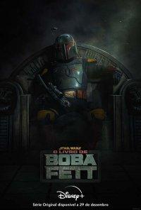 Poster da série O Livro de Boba Fett / The Book of Boba Fett (2021)