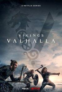 Poster da série Vikings: Valhalla (2021)