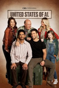 Poster da série United States of Al (2021)