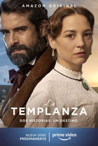 Poster da série As Vinhas de La Templanza / La Templanza (2021)