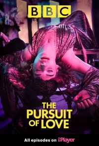 Poster da série The Pursuit of Love (2021)