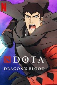 Poster da série DOTA: Dragon's Blood (2021)