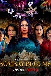 Poster da série Bombay Begums (2021)