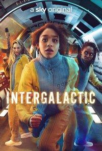Poster da série Intergalactic (2021)