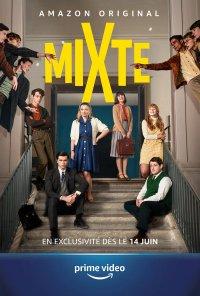 Poster da série Mixte (2021)