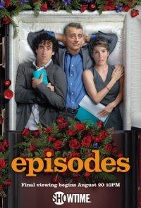 Poster da série Episodes (2011)