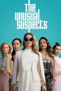 Poster da série The Unusual Suspects (2021)
