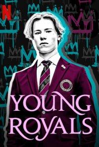 Poster da série Young Royals (2021)
